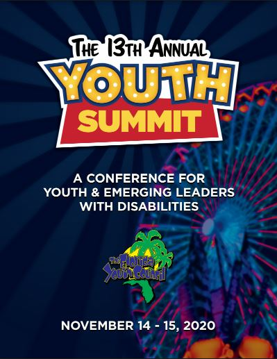 Front Cover of 13th Annual Youth Summit Program